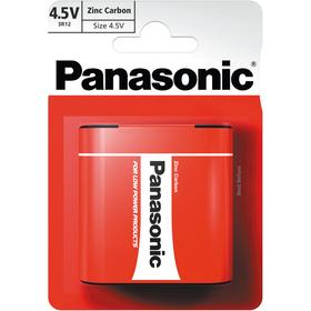 Baterie Panasonic 3R12 Red